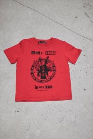 氣志團×ダイエットブッチャースリムスキン「Tシャツ」(6,500円)