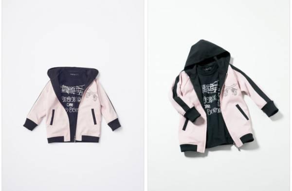 ジャケット(4万円)※中はロングTシャツ(1万円)