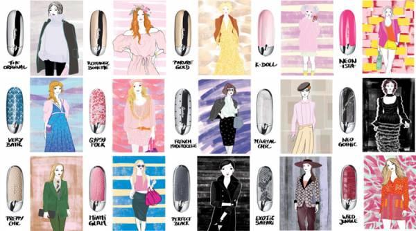 プシエメク・ソブツキが描き出す世界に15人の女性