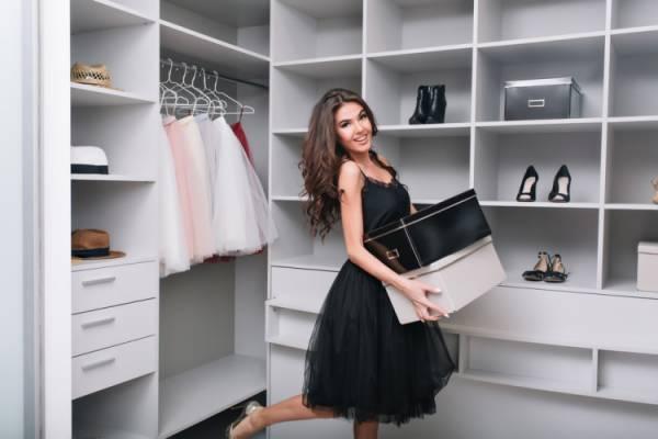 服&部屋の整理