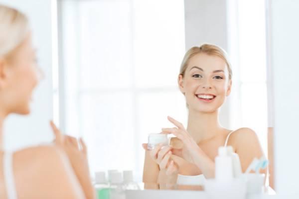 化粧水のダブル使いで簡単保湿