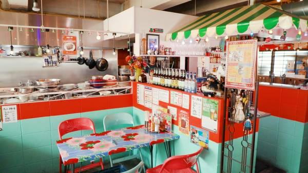 本場の味を再現したサルサソースが自慢。本格メキシコ料理店