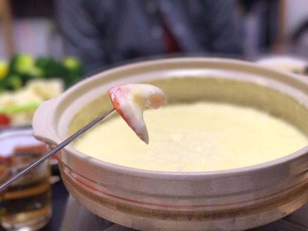 チーズ フォンデュ レシピ 子供