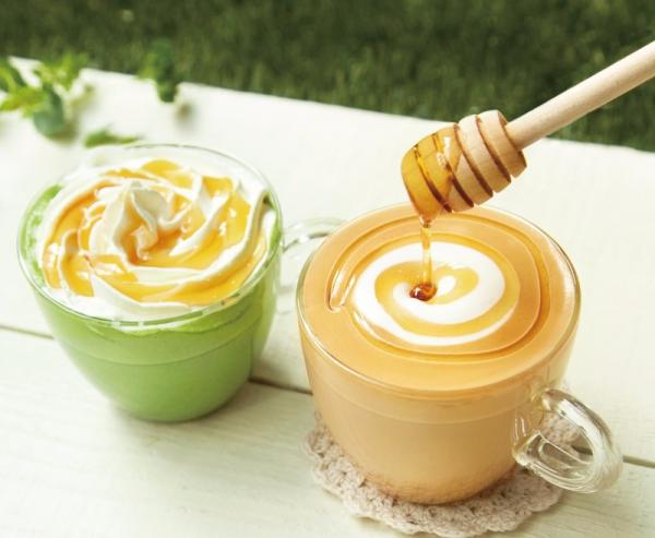 【タリーズ】定番ハニーミルクラテの抹茶とソイが季節限定で登場! さらに東京23区では地域限定の「お江戸さくら祭」商品も♪
