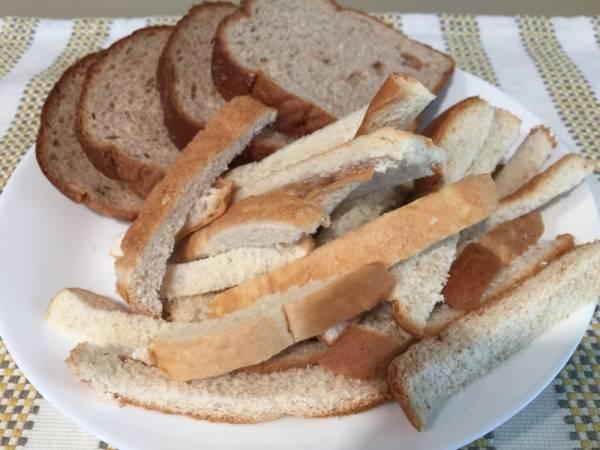 の 耳 おやつ パン
