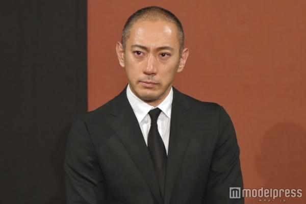 市川海老蔵、家族で麻央さんの「みたまうつしの儀」終える
