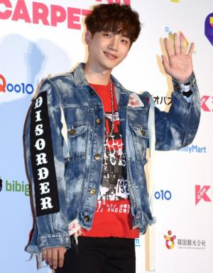 『KCON 2017 JAPAN×M COUNTDOWN』に登場したJUNHO(From 2PM) (C)ORICON NewS inc.