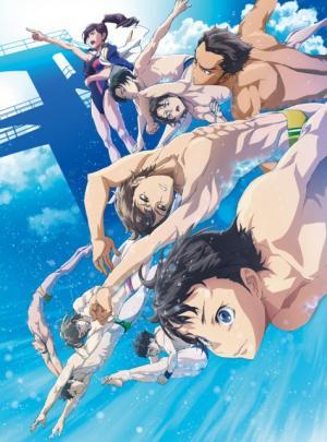 アニメ『DIVE!!』追加キャストに櫻井孝宏、中村悠一ら 最新ビジュアルも解禁
