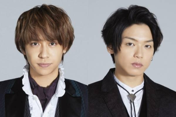 Hey! Say! JUMPの八乙女光(左)と高木雄也が舞台でダブル主演