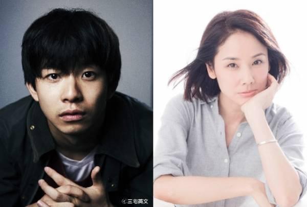 映画『母さんがどんなに僕を嫌いでも』で共演する(左から)太賀、吉田羊