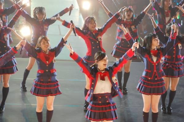 『SKE48単独コンサート ~サカエファン入学式~』(さいたまスーパーアリーナ)の模様 (C)ORICON NewS inc.