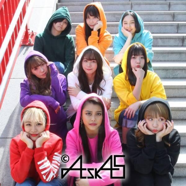 浅草を拠点に活動するアイドルグループ「浅草45」