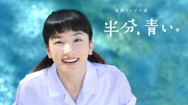 連続テレビ小説『半分、青い。』(4月2日スタート)でヒロインを演じる永野芽郁 (C)NHK