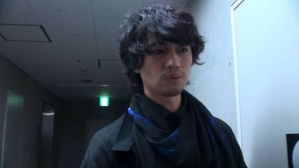 齊藤工監督(写真)と高橋一生がタッグを組んだ映画『blank13』の公開初日舞台あいさつの舞台裏を取材(C)テレビ東京