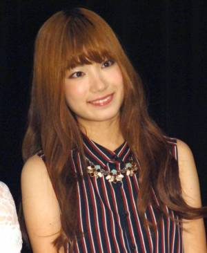 結婚していたことを報告した元SKE48・矢神久美 (C)ORICON NewS inc.