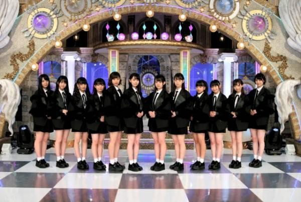「ラストアイドル」2期生に14~22歳の個性豊かな暫定メンバーが集結(※名前は本文に記載)(C)テレビ朝日