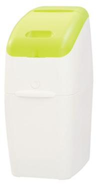 消臭・抗菌・防臭ができる紙おむつ処理ポット『におわなくてポイ 消臭タイプ』がリニューアル