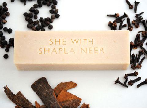 アーユルヴェーダソープブランド「She with Shaplaneer」からネパール産石けんが本格発売