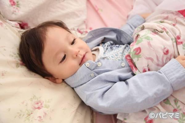 子どもの寝つきが悪い?子どもがぐっすり眠れるママの知恵