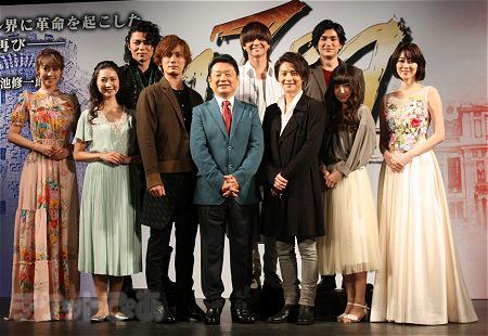 「最高の革命を」小池徹平&加藤和樹主演ミュージカルを2年ぶりに