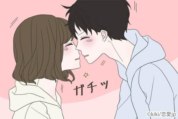 ファーストキスから出直してこい…!男が萎える「へたくそキス」って?