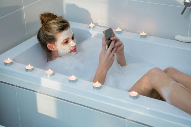1年間がんばった自分へのご褒美! お風呂を至福のひとときに変える方法