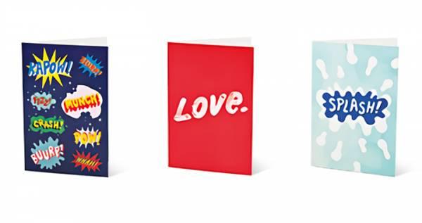 カード(封筒付)