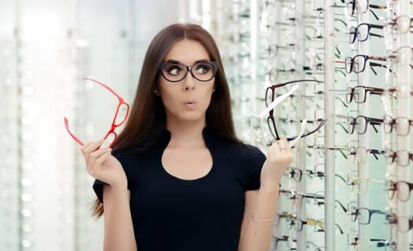 メガネ買い換え