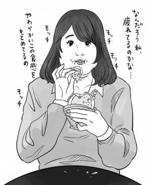 パン好き女子