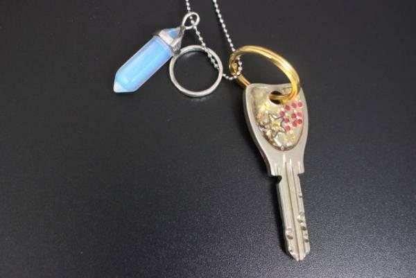 鍵とリング