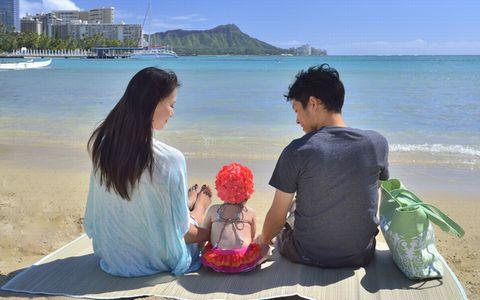 子供と行く家族で海外旅行、旅行先を選ぶ3つのポイント
