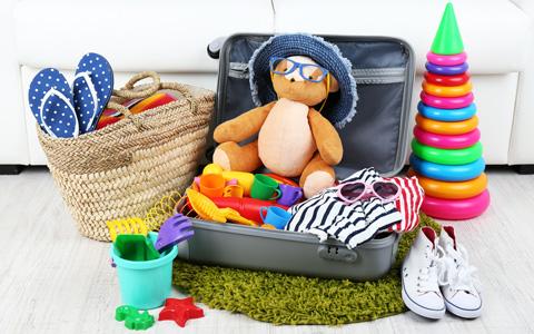 ハワイに持っていって本当に役立った持ち物(赤ちゃんと一緒のハワイ旅行 Vol.11)