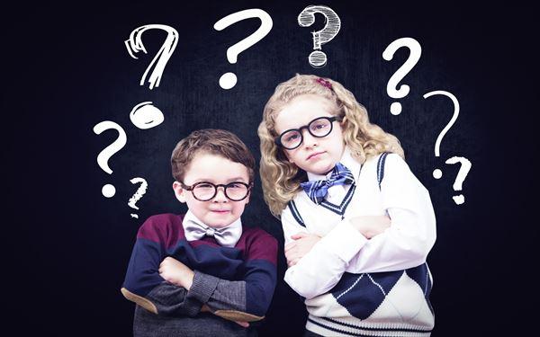 子どもの「なんで?」「どうして?」攻撃に応えるベストな方法とは