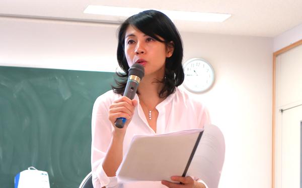 さくら幼稚園副園長の千野郁子先生