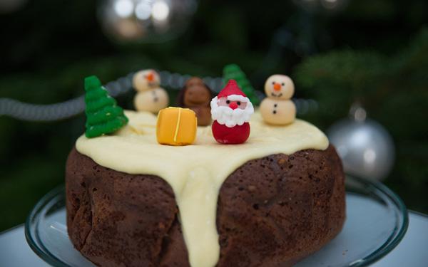 気軽でOK! 楽しければOK! 手作りケーキで印象に残るクリスマスを