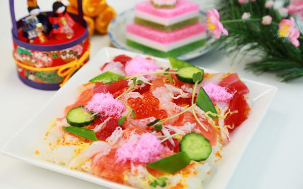 ひな祭りにちらし寿司を食べる本当の意味は?