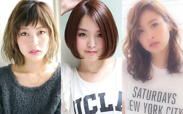 イメチェンしたい女子必見!旬な髪型が見つかる☆2015年の本命ヘアBEST8|ウーマンエキサイト