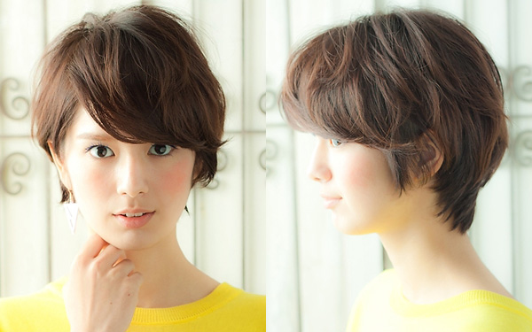 目指すは,5歳ヘア!30~40代女性に贈る☆大人のショートヘアBEST10