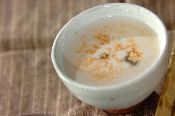 ミルキー小豆汁粉