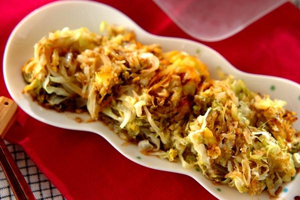 大量 消費 キャベツ 茹でキャベツを使ったサラダレシピ!作り置きやお弁当にも便利!