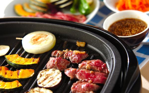 本格的な味を自宅で堪能できる、手作りタレ焼き肉