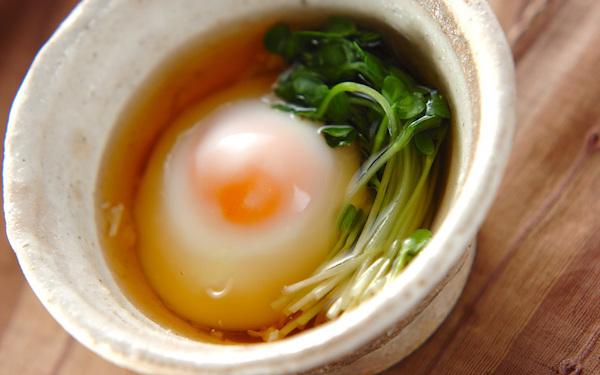 自宅で温泉地の味を再現! レンジで簡単温泉卵