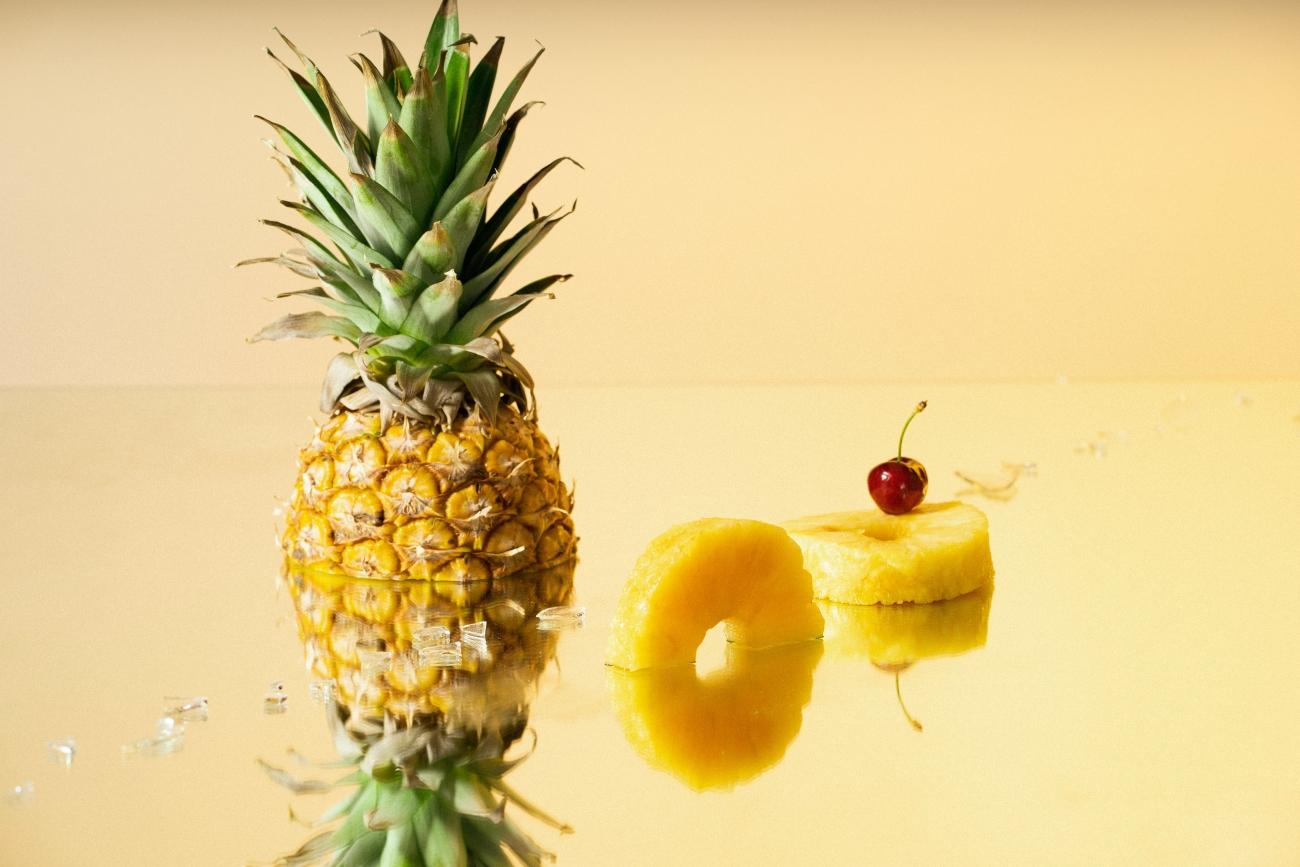 栄養 パイナップル