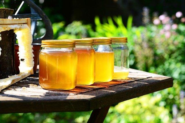 固まる 蜂蜜