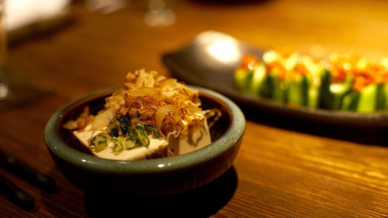 一丁 g 豆腐