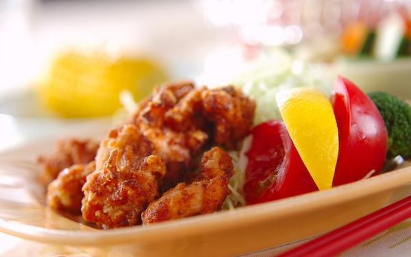 下味をしっかりつけるのがポイント、こってり美味な「鶏肉の唐揚げ」