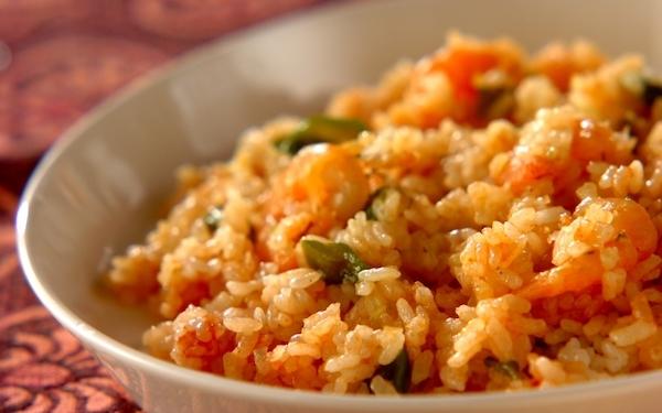 スパイシーに仕上げても美味、炊飯器で簡単に作れる「ジャンバラヤ」