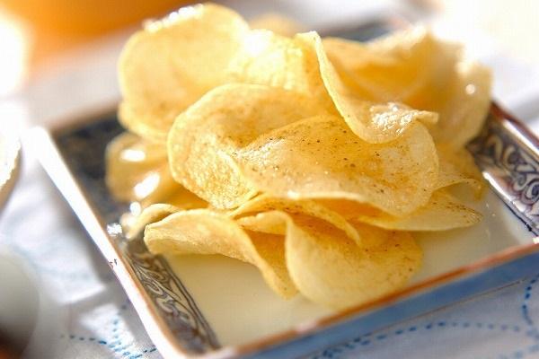 山椒風味のポテトチップス
