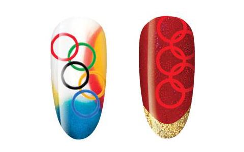 オリンピック選手の指先をスタイリッシュに飾る、アメリカ発の「CND シェラックTM」