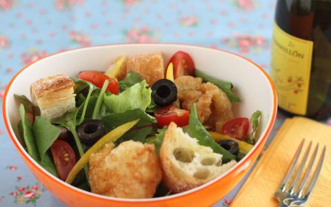 サラダ お 弁当
